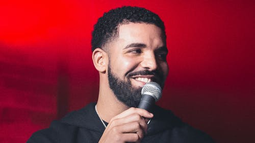 Canadian rapper Drake didn't tell fans about his son Adonis until after rapper Pusha T revealed Drake's secret in a diss track. – Photo by Photo by Wikimedia   The Daily Targum