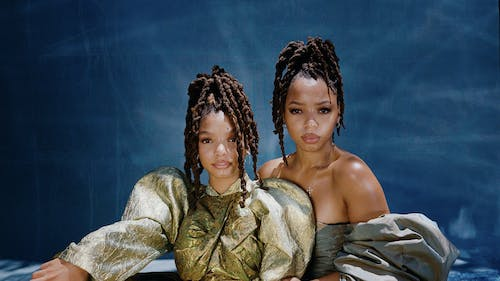"""Chloe x Halle are twins that have recently released their latest studio album """"Ungodly Hour"""" and have since performed songs off the album in uniquely different ways.  – Photo by Twitter / @chloexhalle"""