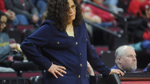 Head coach C. Vivian Stringer has said that the reason behind Rutgers' lackluster season is the team's inability to shoot the ball, as the Knights only scored 37 points their last time out against Northwestern.
