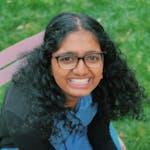 Author headshot for Neha Saju