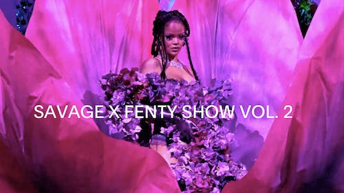 Rihanna may not be releasing a new album any time soon, but she is taking over the lingerie industry with her Savage X Fenty line of inclusive lingerie.  – Photo by Savagex.com