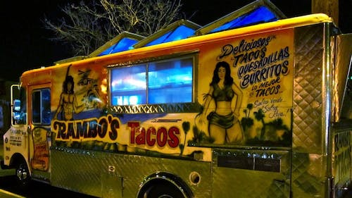 The planned taco truck will alternate between campuses and join a cafe in the west wing of the Rutgers Academic Building as new meal-swipe options on the College Avenue campus. – Photo by Flickr