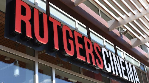 The Rutgers Film Club is composed of several students who enjoy watching films. The group hosts a few screenings every semester, but budget cuts and policy changes have made it more difficult for them to continue. – Photo by Marielle Sumergido