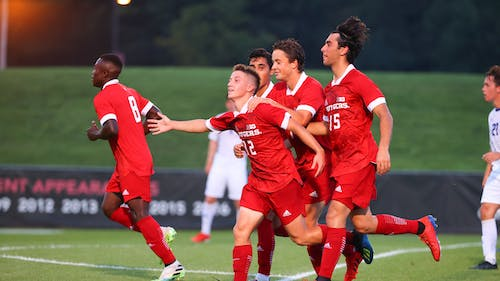 The Rutgers men's soccer team will play in-state rival Princeton after four years of not facing each other.  – Photo by RU Mens Soccer / Twitter