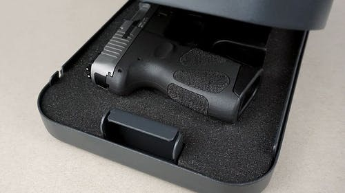 A number of retailers throughout the state that are licensed to store firearms temporarily are included on the map. – Photo by Pxfuel.com
