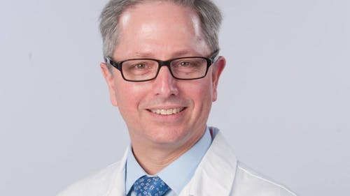 James Goydos, a former director of the Cancer Institute of New Jersey, was served a class action complaint by a woman who had previously worked with him and said she had been one of the victims filmed in a bathroom. – Photo by Rutgers.edu