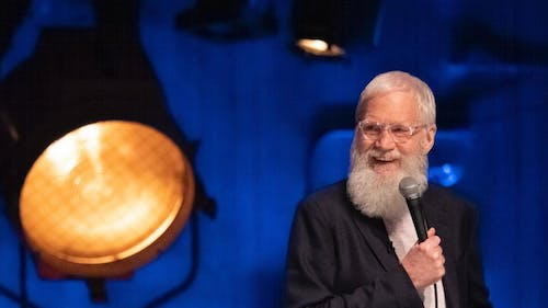 """Since airing his show """"My Next Guest Needs No Introduction with David Letterman"""" in 2018, David Letterman has moved on from his comedic talk show days to having more intimate conversations with A-Listers.  – Photo by David Letterman / Twitter"""