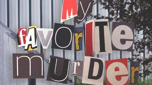 """""""My Favorite Murder"""" is a popular podcast that mixes humor and true crime. Like most famous podcasts, the series is available on multiple platforms. – Photo by Twitter"""