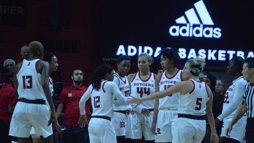 The Rutgers women's basketball team is postponing its next two games due to coronavirus disease (COVID-19) concerns within the program.  – Photo by The Daily Targum