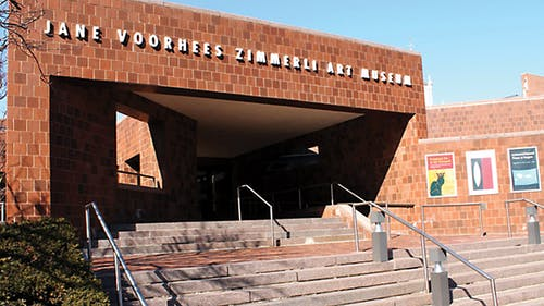 Though the physical building of the Zimmerli Art Museum remains closed during the coronavirus disease (COVID-19) pandemic, the museum continues to engage its audience via online programs and exhibitions.  – Photo by The Daily Targum