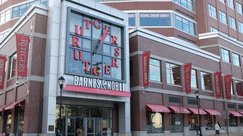 Barnes and Noble is one of the last bookstores to survive after online shopping sites like Amazon have decreased the need for bookstore chains. – Photo by The Daily Targum