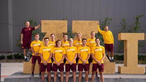 The Minnesota men's tennis team was cut due to the coronavirus disease's (COVID-19) financial effects. – Photo by Facebook