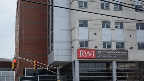 Robert Cavanaugh, spokesperson for Robert Wood Johnson University Hospital (RWJUH) at RWJ Barnabas Health, said RWJUH is currently treating two patients for coronavirus.  – Photo by The Daily Targum