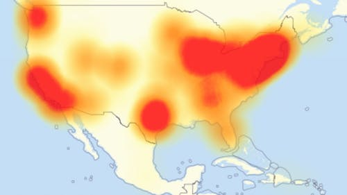 The Distributed Denial of Service attack against Dyn Inc. disrupted internet access to various parts of the United States. While it began on the East Coast, it impacted a much larger area of the world later in the day. – Photo by Photo by Wikimedia Commons | The Daily Targum