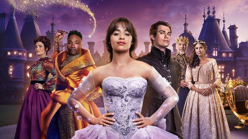 """Amazon's rendition of """"Cinderella"""" isn't the feminist commentary they hoped for: Instead, it's a great depiction of the sexist and damaging """"girlboss"""" trope that faux progressivism perpetuates. – Photo by Camila Cabello / Twitter"""