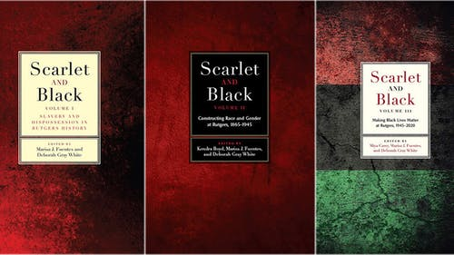 """The book, """"Scarlet and Black Volume III: Making Black Lives Matter at Rutgers, 1945-2020,"""" will highlight the protests in the 60s and 70s on college campuses calling for higher education to better represent and honor diversity. – Photo by Scarletandblackproject.com"""