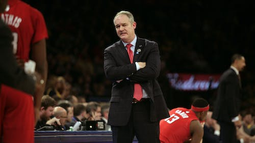 Rutgers men's basketball head coach Steve Pikiell is looking to help his team back up its No. 24 preseason ranking. – Photo by The Daily Targum