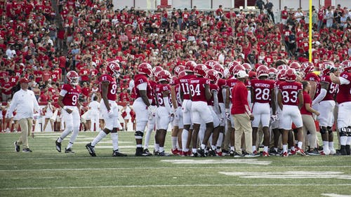 The Rutgers football team looks to bounce back from its first loss of the season as it faces Ohio State at SHI Stadium on Saturday.  – Photo by Emma Garibian