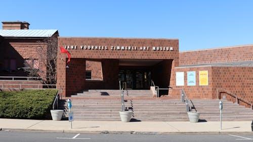 Last Thursday the Zimmerli Arts Museum hosted a virtual book launch to celebrate Angela Davis. – Photo by Benjamin Chelnitsky