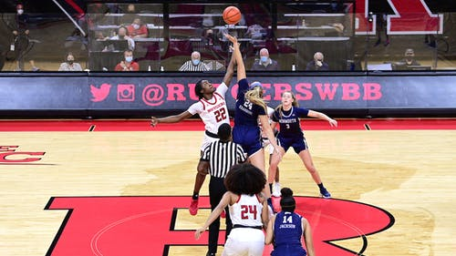 The Rutgers women's basketball team will play against Wisconsin on Dec. 11. – Photo by Rutgers W.Basketball / Twitter