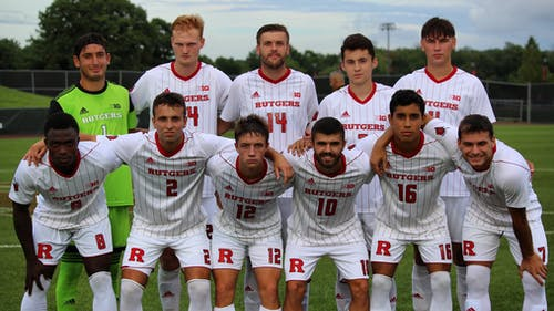 Rutgers men's soccer will start its 2021 season on Thursday against Delaware after falling in the NCAA Tournament quarterfinals last season. – Photo by Rutgers Men's Soccer / Twitter