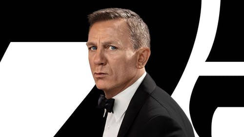 """Daniel Craig finishes his run as James Bond in """"No Time To Die,"""" but while Craig's performance is incredibly strong, the film overall lacks cohesion. – Photo by James Bond / Twitter"""