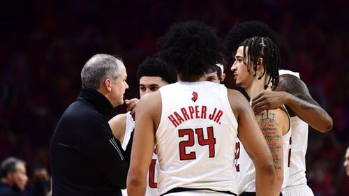 The Rutgers men's basketball team will look for back-to-back wins with a victory against Michigan tonight.  – Photo by Rutgers Men's Basketball / Twitter