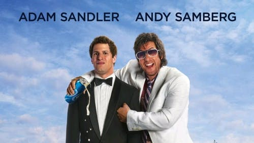 """""""That's My Boy"""" is a film starring Adam Sandler and Andy Samberg that has received a lot of criticism for making light of sexual assault, but a reinterpretation of the film sees it differently.  – Photo by Twitter"""