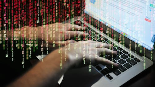 Photo Illustration  The Rutgers network collapsed under a Distributed Denial of Service attack starting the afternoon of March 27 and ending March 30. – Photo by Edwin Gano