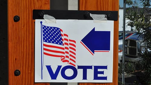 New Jersey is primarily using mail-in ballots this year and implemented online voter registration services.  – Photo by Wikimedia