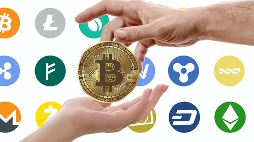 Bitcoin is the most commonly known example of cryptocurrency, a form of electronic cash that is not issued by any central authority. Those prone to problem gambling were observed to be trading cryptocurrency more often. – Photo by Wikimedia