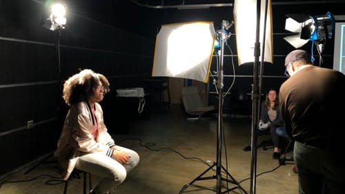 Oladayo Alade, a Mason Gross School of the Arts sophomore, said she chose to attend Rutgers because there were various concentrations within the film department she was interested in learning about. – Photo by Photo by Courtesy of Oladayo Alade | The Daily Targum
