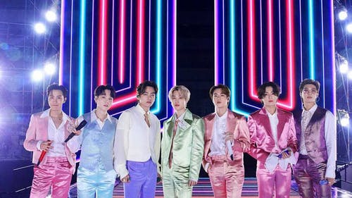 """BTS is the biggest band in the world right now, and the band's latest album, """"BE,"""" has received widespread acclaim and commercial success.  – Photo by Wikimedia"""