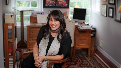 Natasha Trethewey, an award-winning author and former U.S. Poet Laureate, was named as the 2021 commencement speaker for Rutgers—New Brunswick and Rutgers Biomedical Health Sciences. – Photo by Courtesy of Carissa Sestito