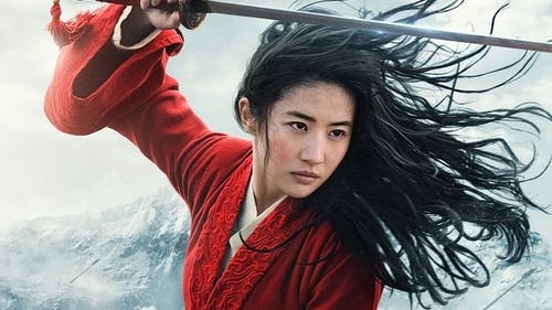 """The live-action remake of the Disney classic """"Mulan"""" faced backlash after fans realized the film's connection to Uyghur """"re-education"""" camps and the lead actress's support for the Hong Kong police force.  – Photo by Twitter"""