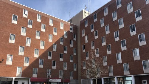 New Jersey State Police Colonel Patrick Callahan said there have been discussions about using residence halls at Rutgers—New Brunswick and Rutgers—Newark to house healthcare workers in order to keep them in close proximity to medical facilities.