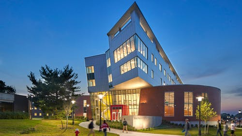 The donation will fund the creation of a new building that will primarily house the Department of Chemical and Biomedical Engineering, but will not replace existing engineering buildings. – Photo by Rutgers.edu
