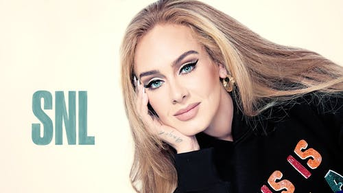 """Adele, the singer that brought us songs like """"Hello"""" and """"Someone Like You,"""" recently hosted """"Saturday Night Live"""" for the first time.  – Photo by SNL / Twitter"""