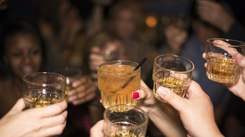 The findings are a potential way for researchers to identify biomarkers, such as proteins or modified genes, that could predict a person's risk for binge or heavy drinking. – Photo by Pixabay
