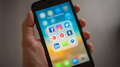 Social media platforms have been a blessing and a curse during quarantine, but we will have to remember how to put our phones down when we return to real life.  – Photo by Pixahive