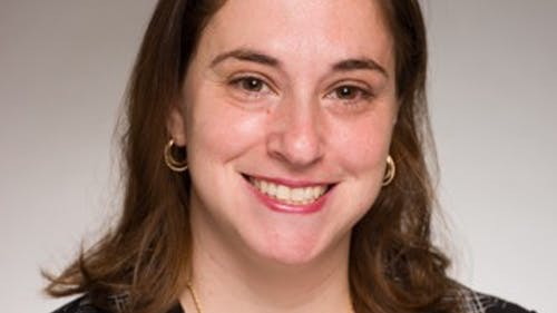 Pamela de Cordova, an assistant professor at Rutgers School of Nursing, said even with the law in place, there can still be improvements in how the data is collected on the patient-to-nurse ratio in order to better inform people. – Photo by Rutgers.edu