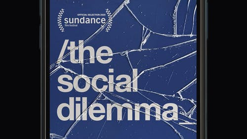 """The Social Dilemma"" is a Netflix documentary exposing the harmful effects of social media.  – Photo by Twitter"