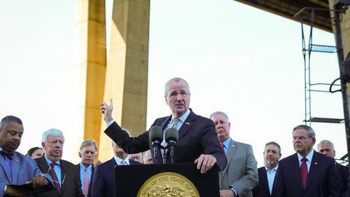 Gov. Phil Murphy (D-N.J.) said that if Pfizer's coronavirus disease (COVID-19) vaccine receives emergency authorization soon, New Jersey can expect to receive 130,000 doses of it as early as the third week of December. – Photo by Phil Murphy / Flickr