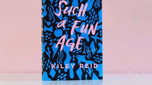 """Kiley Reid's debut novel, """"Such a Fun Age,"""" takes a daring dive into the world of literature, depicting the complexities of race, class and love in young adulthood. – Photo by Kiley Reid / Instagram"""