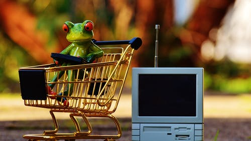 Some people are questioning whether we should be online shopping during this pandemic, as it could be dangerous for public health.