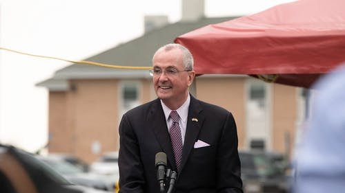 Gov. Phil Murphy (D-N.J.) said that the state's growing number of coronavirus disease (COVID-19) vaccinations play a large role in the low number of cases that are being reported daily. – Photo by Governor Phil Murphy / Twitter
