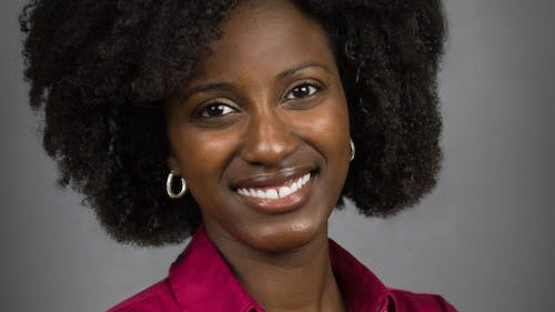 Dianna Houenou, senior policy advisor and associate counsel, will serve as the chair for the Cannabis Regulatory Committee. – Photo by LinkedIn