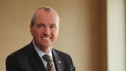 Gov. Phil Murphy (D-N.J.) lifted the outdoor gathering limit for New Jersey and the mask mandate for outdoor public spaces but kept indoor masking a requirement this past week. – Photo by Wikimedia.org