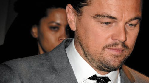 """Leonardo DiCaprio is a 45-year-old actor, director and producer, recently starred in """"Once Upon a Time in Hollywood."""" He is also dating Camila Morrone, who is 22 years old. – Photo by Wikimedia"""