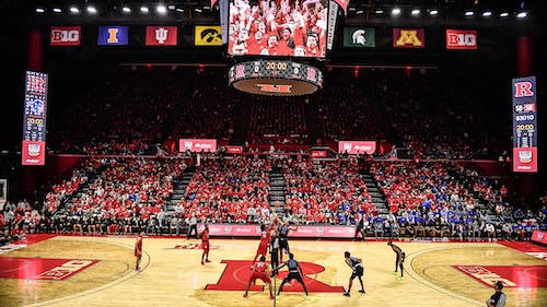 The Rutgers men's basketball team continues to see changes in the roster and staff, as two staff members have taken jobs at other schools for the upcoming season.  – Photo by Scarletknights.com